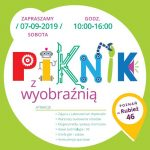 VI Piknik z Wyobraźnią już w sobotę, 7 września!